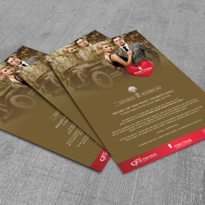 Poster, magazine, flyer, web, screens and facebook design