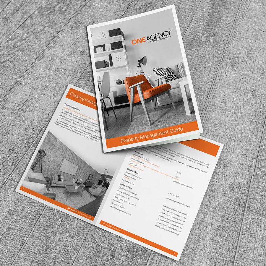 OneAgency Brochure